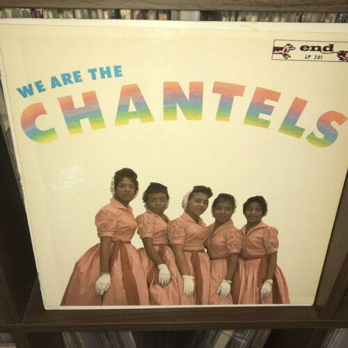 Original The Chantels We Are Vinyl Doo Wop Funk Soul Blues Rock BANNED COVER