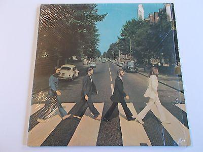 Beatles1969 Apple RAREST Abbey Road LP wCap LogoNO Her MajestyNMNM