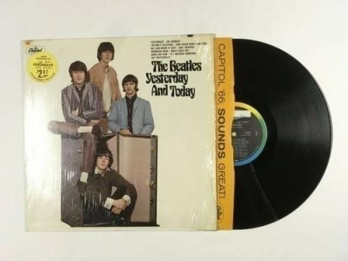 THE BEATLES Yesterday And Today LP Capitol T 2553 2ND STATE BUTCHER IN SHRINK 9A