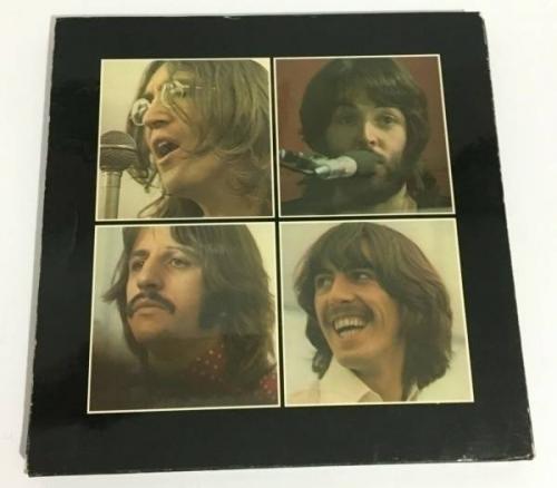 The Beatles Let It Be Box Set Case ExSleeve Ex VINYL ExBook Mint