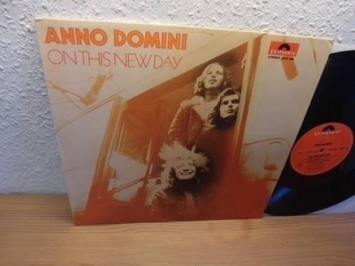 ANNO DOMINI ON THIS NEW DAY PROMO LP 1971 MINT KILLER PROG