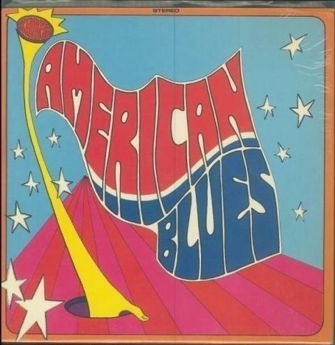 RARE ORIGINAL AMERICAN BLUES ARE HERE   VINYL LP KARMA  KLP 1001   Z Z TOP 1968