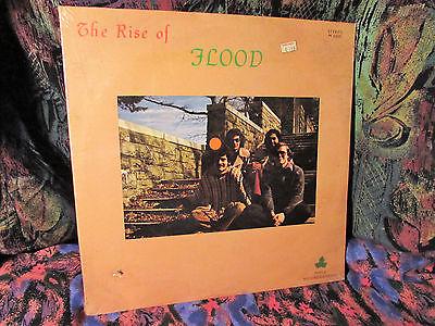 MEGA MONSTER  1970 ORIG  THE RISE OF    FLOOD  HARD GRITTY GARAGE BLUES Psych LP