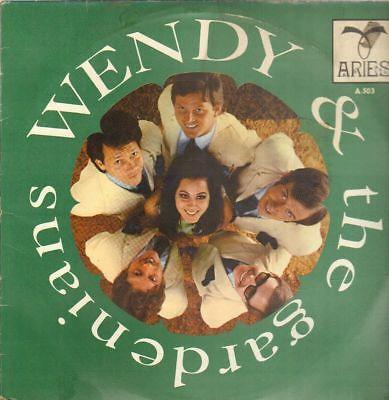 Wendy And The Gardenians ORIGINAL MEXICAN POKORA 6001 Aries Vinyl LP