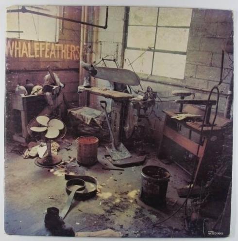 Whalefeathers   S T LP   Nasco   Rare Private Prog Psych