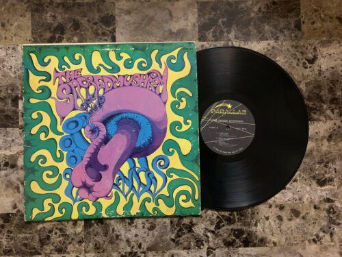 THE SACRED MUSHROOM RARE BLUES ROCK PSYCH PARALLAX LABEL VINYL LP