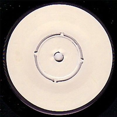 IRON MAIDEN   SANCTUARY   RARE UK 7  VINYL TEST PRESSING PROMO 45