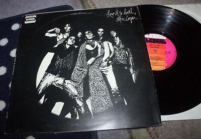 ALICE COOPER   LOVE IT TO DEATH   UK ROCK LP 1971  1st STRAIGHT EX  RARE