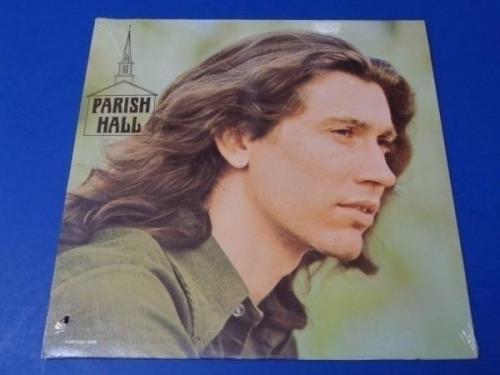 PARISH HALL  s t  FANTASY 8398 Orig 1970 USA Heavy PSYCH LP SEALED    RARE