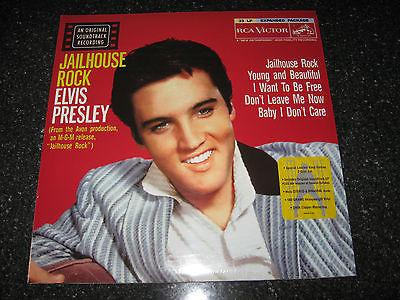 Elvis Presley   FTD   Vinyl  JAILHOUSE ROCK   Sealed