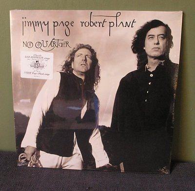 Jimmy Page Robert Plant  No Quarter  LP 82706 1 Sealed OOP Led Zeppelin