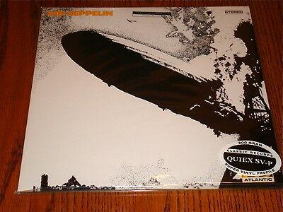 LED ZEPPELIN 1 LP IN ORIGINAL BAG WITH STICKER 200 GRAM LP Factory Sealed