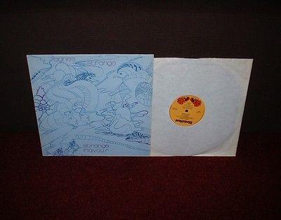 AGNES STRANGE 1st LP 1975 BIRDS NEST 1st Press   AMAZING PROG BLUES RARITY