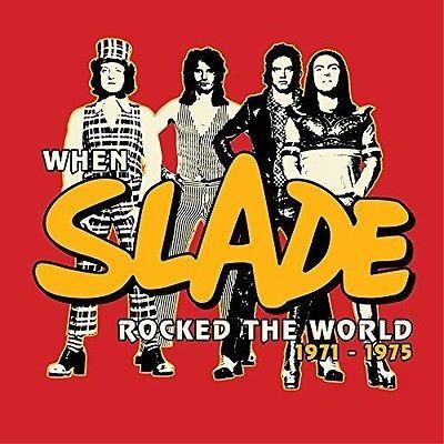 Slade   When Slade Rocked The World 1971 75 Collectors Box  Vinyl New