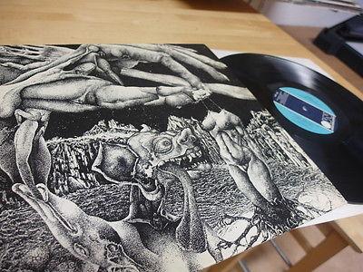 GRAIL SAME LP IN 1971 TOP PROG  KRAUTROCK KILLER LP