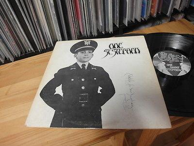 ONE ST  STEPHEN   S   T   RARE PRIVATE PRESS 1975 OHIO PSYCH LP