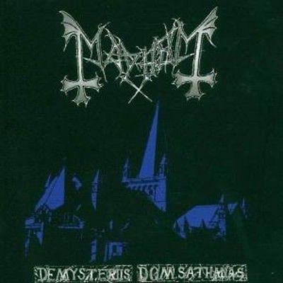 Mayhem   De Mysteriis Dom Sathanas  New Vinyl LP