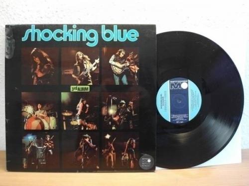 SHOCKING BLUE 3rd ALBUM 1971 RARE DUTCH PROG ROCK LP IN MINT CONDITION