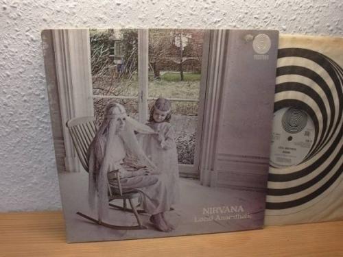 NIRVANA LOCAL ANAESTHETIC LP ORIG UK 1971 SWIRL VERTIGO MONSTER PROG