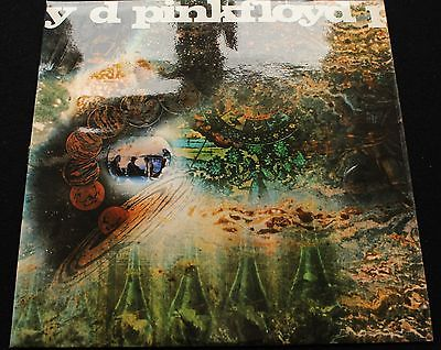 PINK FLOYD A Saucerful Of Secrets UK Columbia 68 1st press STEREO MINT LP Psych