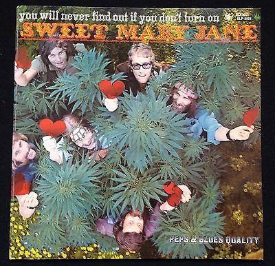 PEPS   BLUES QUALITY Sweden 1969 Sonet LP MINT Unplayed  Superb Psych