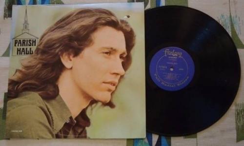 Parish Hall S T LP Chosen Few Psych Hard Blues Rock 1970 VG