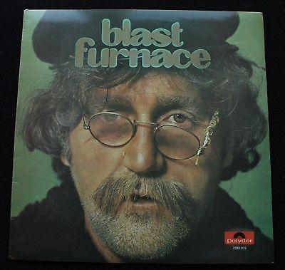 BLAST FURNACE Ultra Rare Danish Prog Psych LP  MINT  orig Culpeper s Orchard