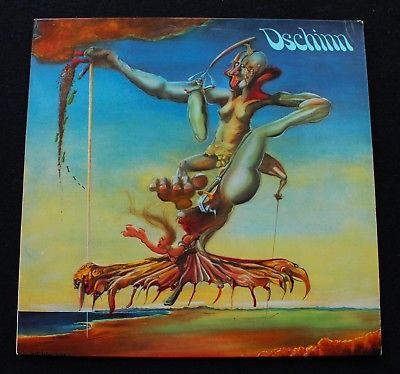DSCHINN s t German orig 1970 Krautrock Psych Classic MINT LP
