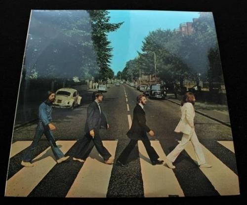 BEATLES Abbey Road Denmark   UK 1969 1st pressing  MINT  Psych LP Superb