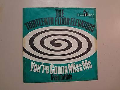THIRTEENTH FLOOR ELEVATORS You re Gonna