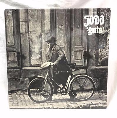 Jodo Guts LP SEALED Decca 1970 Rock Blues Prog