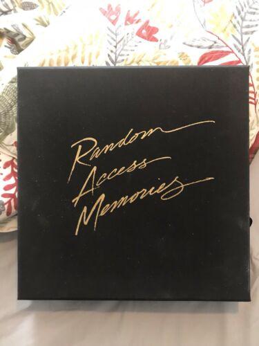 Daft Punk Random Access Memories Vinyl Collectors Edition