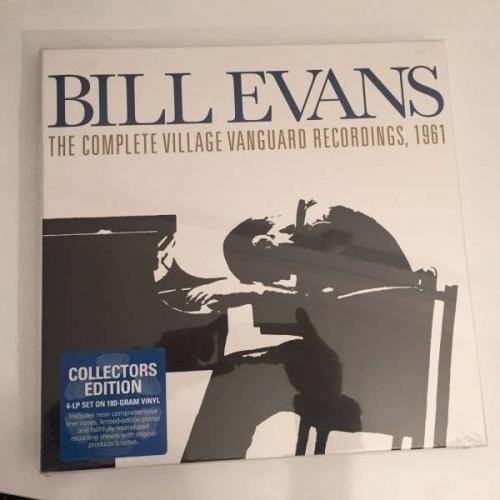 BILL EVANS COMPLETE VILLAGE VANGUARD 180 Gram 4 VINYL COLLECTOR S EDITION