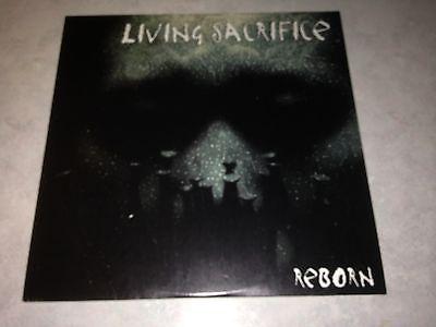 Living Sacrifice Reborn Vinyl LP Record rare Christian Death Metal Metalcore ccm
