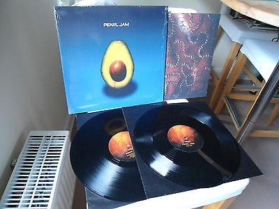 PEARL JAM original gatefold Vinyl 2LP Pearl Jam Avocado  2006