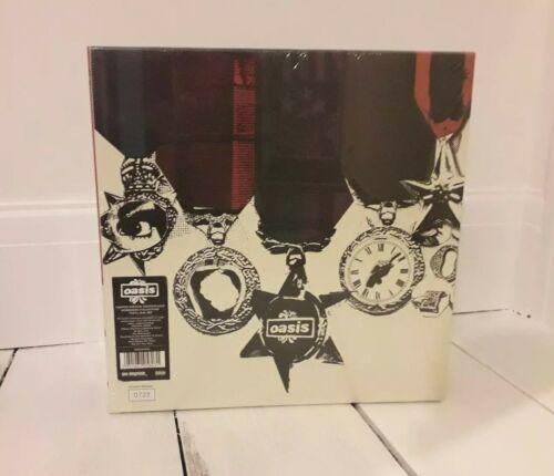 Oasis Limted Edition Vinyl Boxset Albums  factory sealed