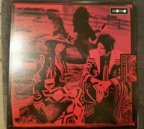 The White Stripes Icky Thump Mono   rare vinyl with Dead Weather 7    SEALED