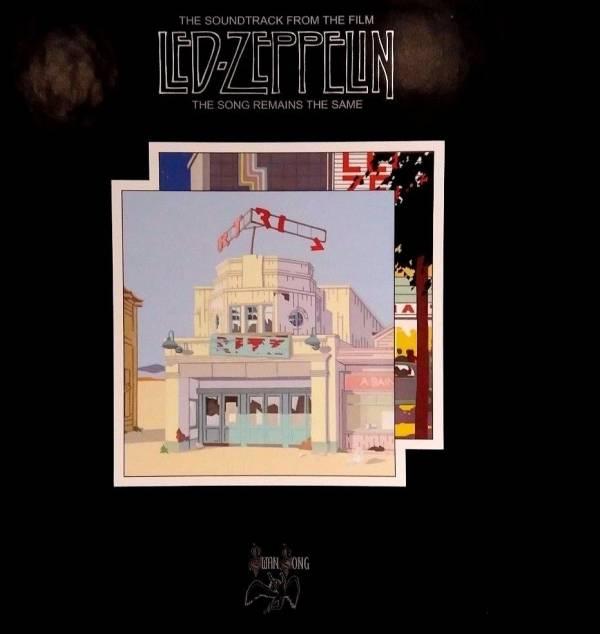 Led Zeppelin   The Song Remains The Same  2007 Ltd Ed Box Set  White Vinyl  RARE