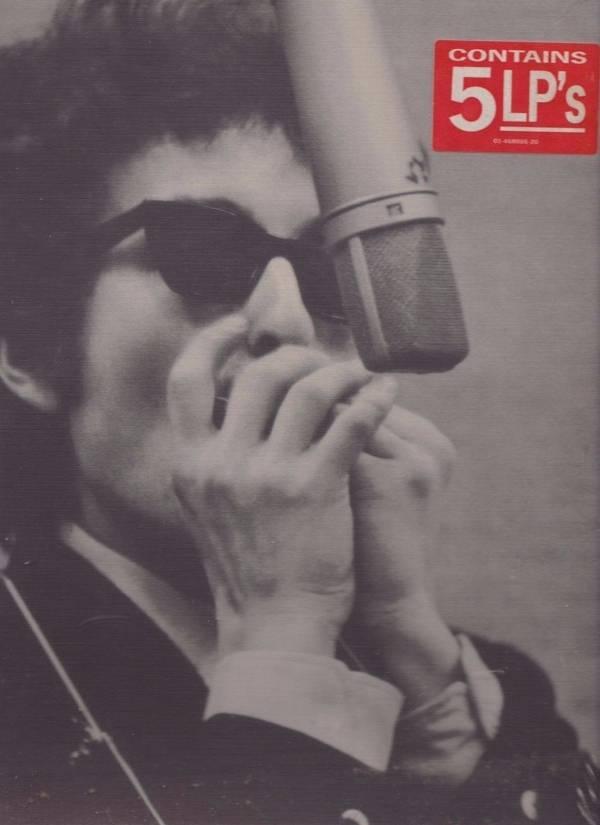 BOB DYLAN Bootleg Series Vols 13 19611991 Sealed  5LP