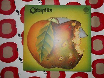 Catapilla original UK Vertigo LP   WHITE LABEL TEST PRESSING