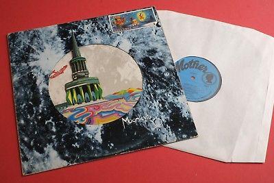Moonkyte Count Me Out 1st UK Press MOTHER SMOT 1 1971 LP Vinyl Prog Psych Acid
