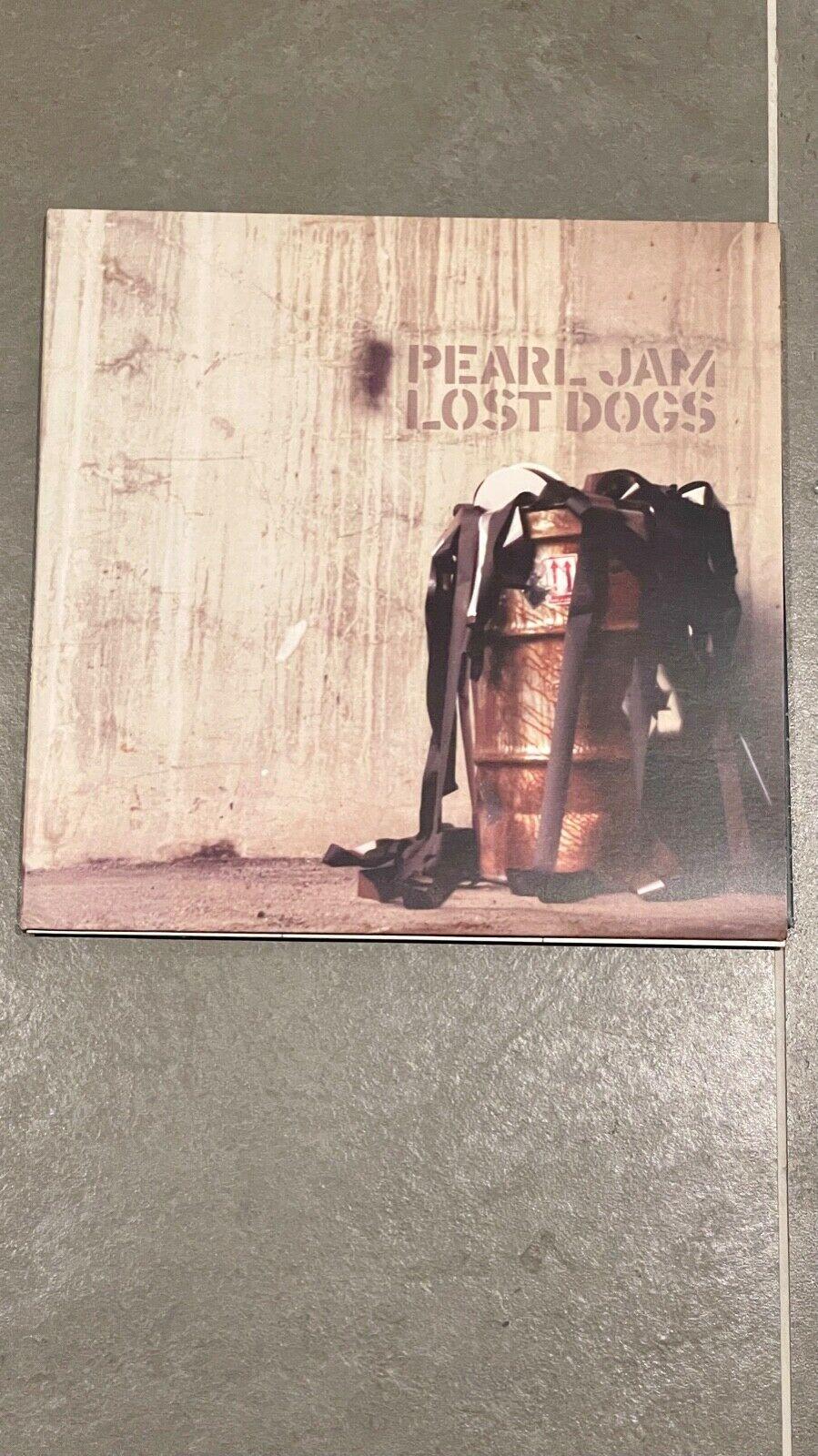 Pearl Jam Lost Dogs 3Lp 2003 ORIGINAL E3 85758