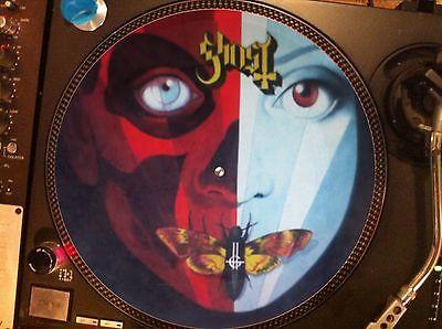 GHOST   CIRIE MEGA RARE 12  PICTURE DISC PROMO SINGLE LP MINT HEAVY METAL ROCK