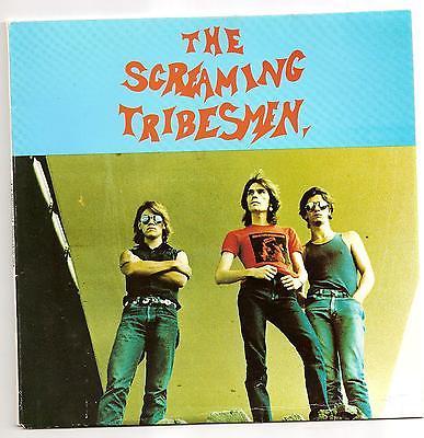The Screaming Tribesmen  I Don t Wanna Know  7  OZ Punk KBD 1982 Original