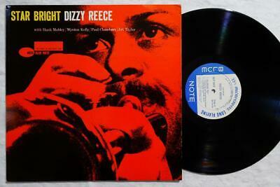 DIZZY REECE Star Bright HANK MOBLEY ORIG BLUE NOTE JAZZ LP DG EAR VG