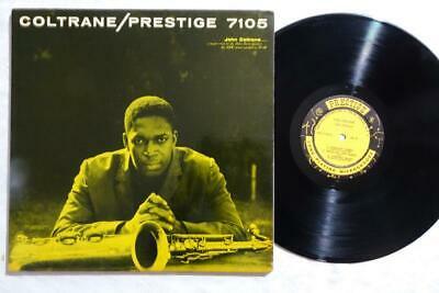 JOHN COLTRANE Coltrane SAHIB SHIHAB ORIG PRESTIGE JAZZ VG   LP
