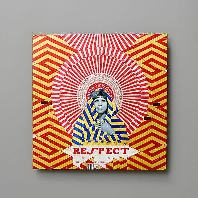 Secret 7  2020  468 Limited Edition Vinyl Record with Unique Artwork