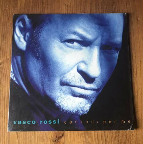Vasco Rossi      Canzoni Per Me    Lp Prima Stampa  SIGILLATO