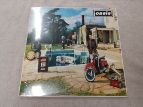 OASIS   Be here now   2 X LP GATEFOLD