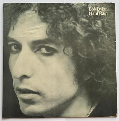 BOB DYLAN  Hard Rain  RARE COSTA RICA LP  INDICA PRESS